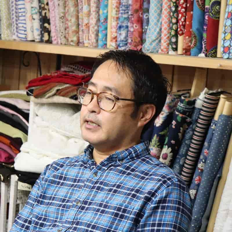 インタビュー カスガアパレル株式会社 代表者 今井 浩輔 様
