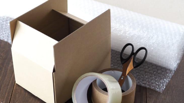 メルカリの簡単な梱包方法  衣類発送ガイド ~梱包方法編~