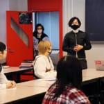 大阪モード学園・アダストリア・スマセルの 3 者によって、  産学連携の取り組みがスタート !